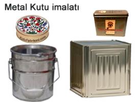 METAL KUTULAR