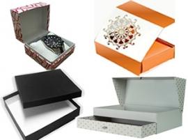 CARDBOARD BOX MANUFACTURING