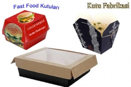 Fast Food Box Production