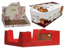 PRINTED Micro Corrugated Cartons