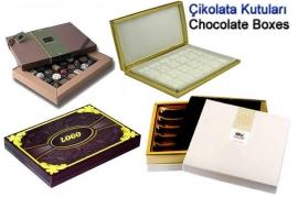 Çikolata Kutuları