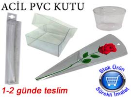 Hazır PVC Kutular
