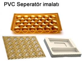 PVC Seperatörler